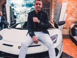 Lamborghini Club America Serata Italiana 2019 - 1033
