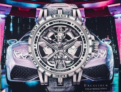 Lamborghini Club America Serata Italiana 2019 - 1043