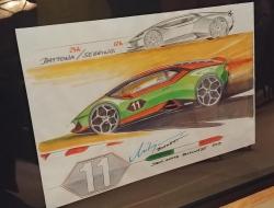 Lamborghini Club America Serata Italiana 2019 - 1047