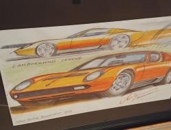 Lamborghini Club America Serata Italiana 2019 - 1048