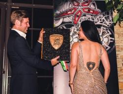 Lamborghini Club America Serata Italiana 2019 - 1056