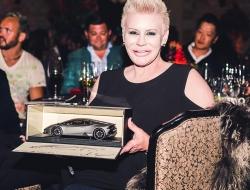 Lamborghini Club America Serata Italiana 2019 - 1059