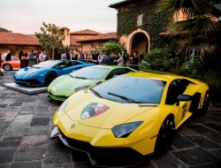 01_Courtyard_-_Lambos_Displayed_(5)