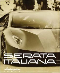 Serata Italiana Lamborghini Club America Event Info