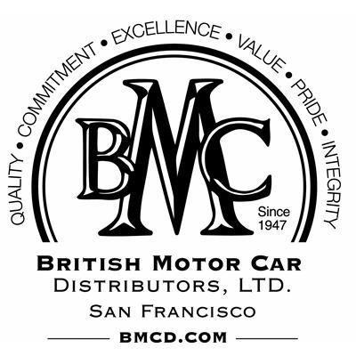 British Motor Car Distributors Serata Italiana