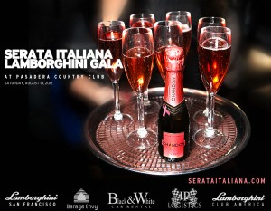 Serata Italiana Chandon and Avon Foundation