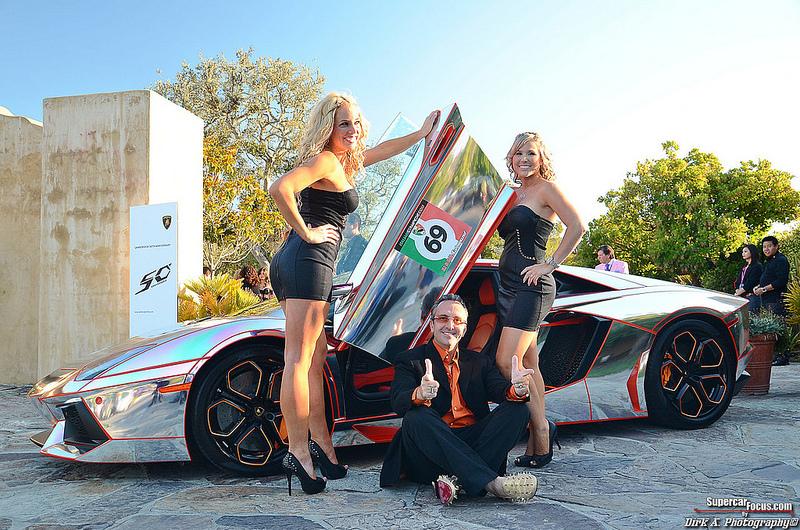 2012 Serata Italiana Lamborghini Gala Photos Serata