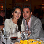 Mr. & Mrs. Sam Zaman of Black & White Car Rental