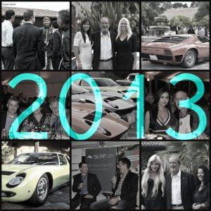 2013 Serata Italiana Lamborghini Club Photos