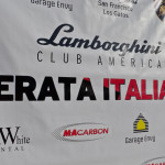 2012 Serata Italiana Step and Repeat Wall