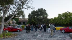 2012 Serata Italiana Courtyard