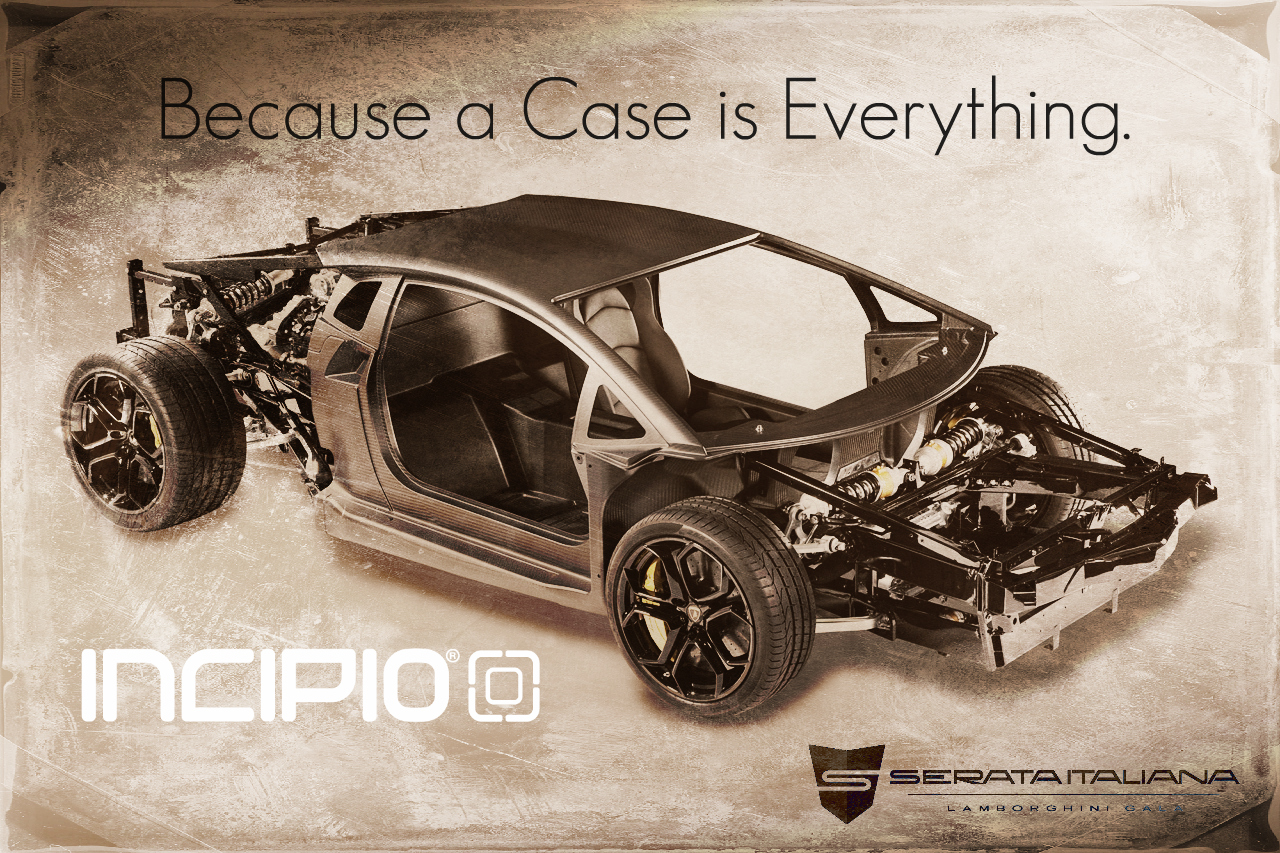 Because a Case is Everything - Lamborghini Aventador