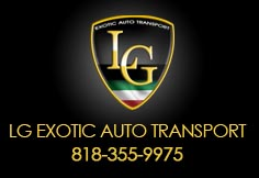 LG Exotic Auto Transport - Paul Labejian
