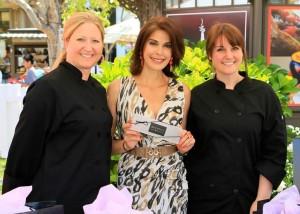 Michelle haut Chocolat, Teri Hatcher and Kimi