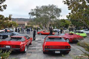 Surf Air Serata Italiana Courtyard