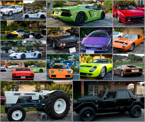 Serata Italiana Lamborghini Club America