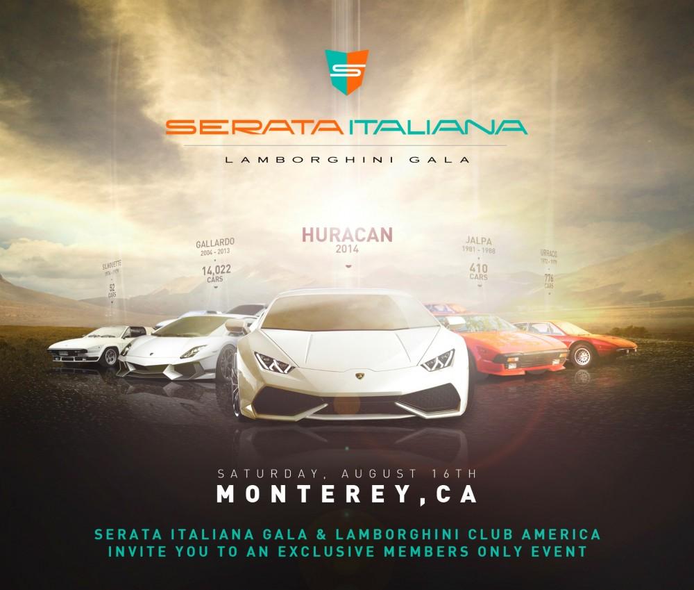 Serata Italiana 2014